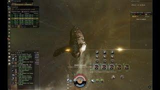 Крабим на мазере Wyvern/Eve Online Wyvern №2