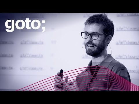 GOTO 2017 • Building a Serverless Distributed Ledger with FaunaDB • Chris Anderson