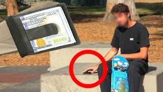 LOST WALLET (Social Experiment) WWYD?