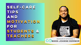 Self-Care Tips for TEACHERS and STUDENTS going back to SCHOOL in 2019 |  J.R Rivera UPS6E3