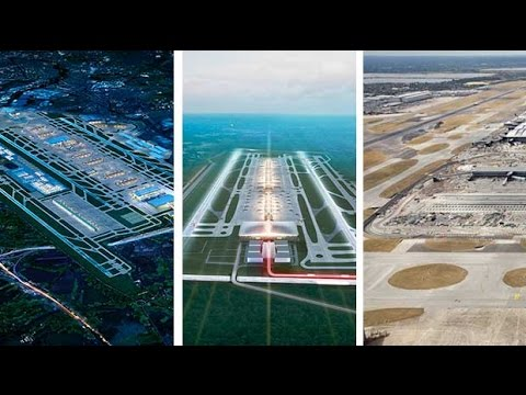 The 3 remaining Heathrow and Gatwick airport options in 90 secs