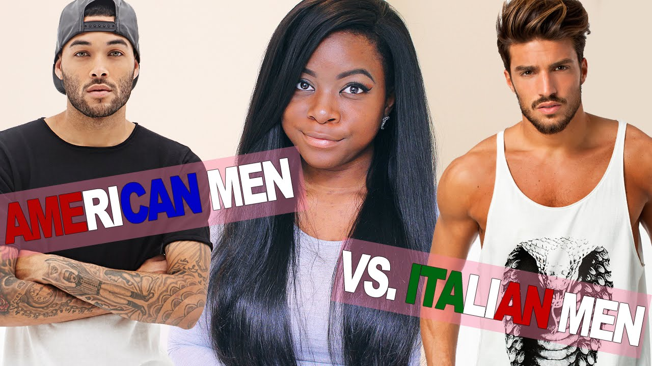 Italians like black women