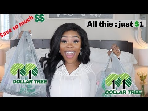 DOLLAR TREE HAUL that will make you run to the dollar tree | Save so much money + new finds