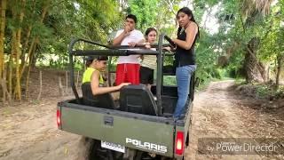 Gambar cover La vida del Rancho y su bella naturaleza