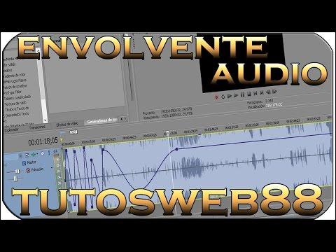Tutorial Sony Vegas: Como Subir o bajar audio correctamente