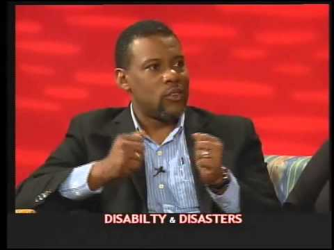 CDEMA Panel Discussion on Disability and Disasters - Full Video