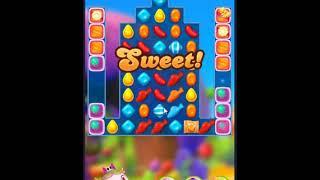 Candy Crush Friends Saga Level 361 - NO BOOSTERS 👩👧👦 | SKILLGAMING ✔️