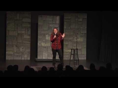 The Notebook - Comedian Zoltan Kaszas