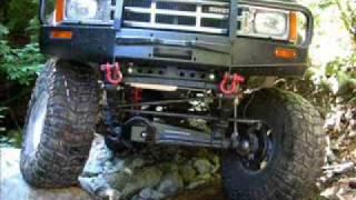 Pittyes 2es 4x4 Jeep