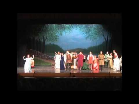 "CAMELOT (The Musical):  ""The Lusty Month of May"""