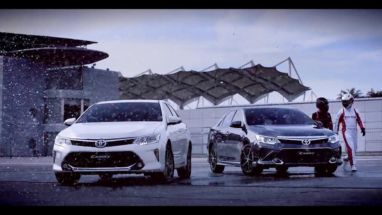All New Camry Paultan Tanduk Depan Grand Veloz 2 0g X 5 Hybrid Power Youtube