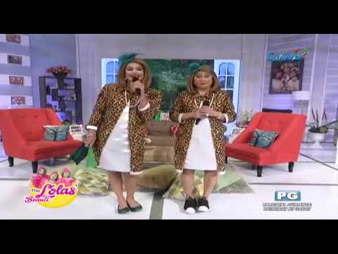 Alden Richards Guesting on The Lola's Beautiful Show