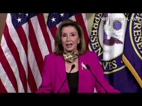 Pelosi 'hopeful' COVID-19 stimulus deal will be reached