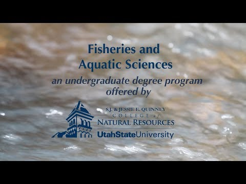 Fisheries & Aquatic Sciences Program at Utah State Universit
