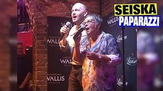 Näin kulttuuriministeri laulaa - Sampo Terho karaokessa!