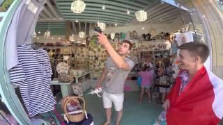 Поход на пляж в Одессе и покупка сумки для коптера(Всем привет! Сегодня в наших планах - это покупка сумки для квадрокоптера и немного разрядить мозги от повсе..., 2015-09-14T10:45:28.000Z)