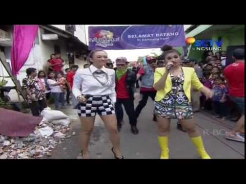 FITRI CARLINA Feat SHERLY MEY [ABG Tua] Live At Eat Bulaga (25-02-2014) Courtesy SCTV