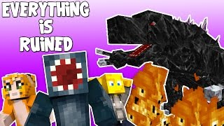 Minecraft - Crazy Craft 2.2 - EVERYTHING IS RUINED! [39]