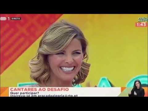 Soalheira e Maria Celeste na RTP 1