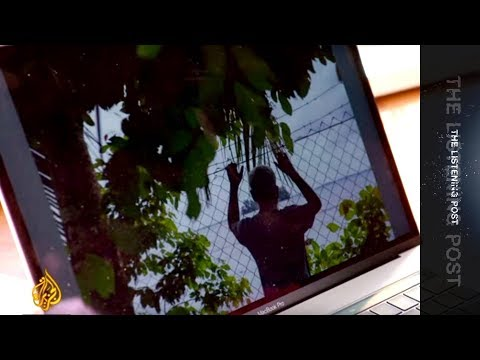 Manus Island: Australia pulling the media strings - The Listening Post