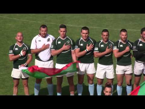 Bulgaria-Hungary-Final 2017 Men's Sevens - Conference 1