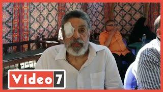 فيديو..شقيق سمير الإسكندرانى يكشف لليوم السابع وصيته الأخيرة - اليوم السابع