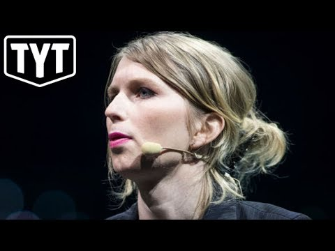Chelsea Manning Arrested