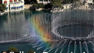 Las Vegas Free Attractions: Bellagio Fountains (Daytime)