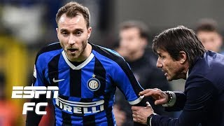 Why do Inter Milan only use Christian Eriksen off the bench? | Serie A
