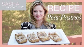 Dessert For Dinner | Sasha In Good Taste | Sasha Pieterse Sheaffer