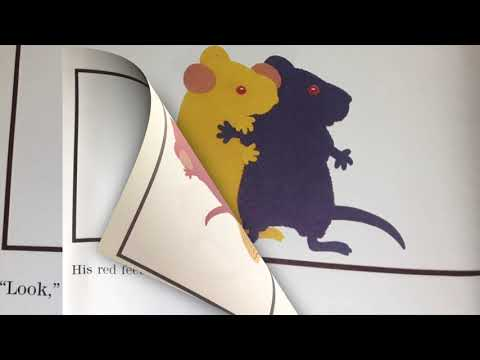 Spanish Mouse Paint By Ellen Stoll Walsh Youtube
