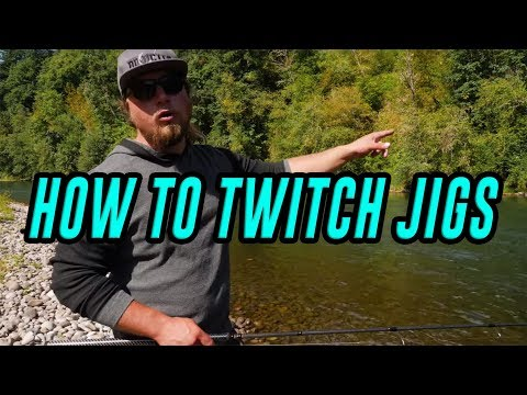 HOW TO Fish Twitching Jigs For SALMON (IN DEPTH PATH TO SUCCESS!)