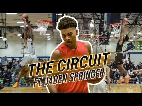 I Realized He Was Special At 9 Years Old. Jaden Springer Is A Basketball PRODIGY 😱
