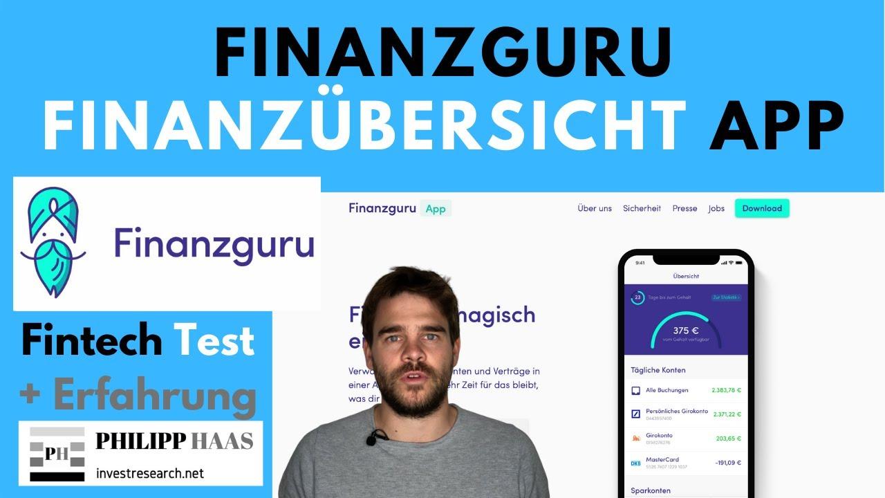 Finanzguru Test