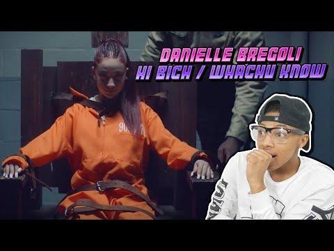 "Danielle Bregoli is BHAD BHABIE ""Hi Bich / Whachu Know""  Reaction"