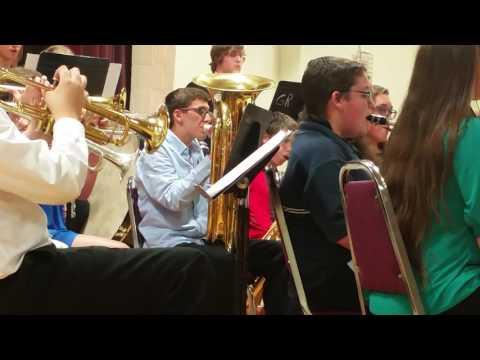 Green Ridge school  band