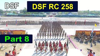 Pakistan Army Prade DSF RC 258 Part 8    Army Prade    DSF Official