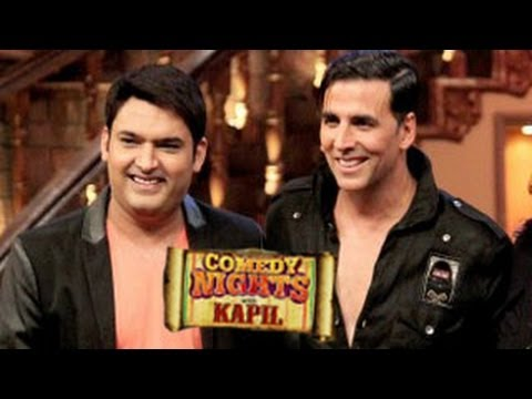 Comedy Nights with Kapil AKSHAY KUMAR SPECIAL EPISODE 13th October 2013 FULL EPISODE