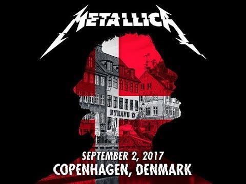 Metallica - Live in Copenhagen, DNK - 9/02/17 [FULL CONCERT AUDIO LIVEMET]