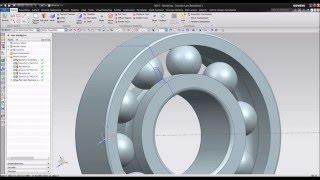 nx 9 bearing modeling tutorial for beginners