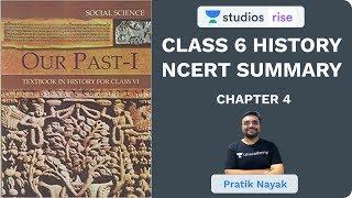 L4: Chapter 4 | Class 6 History NCERT Summary | UPSC CSE/IAS 2020 | Pratik Nayak