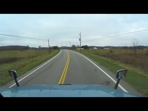 362 Mcdermott Ohio ( truckers be ware )