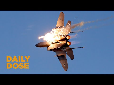 The Israeli Air Force's New Generation Of Pilots