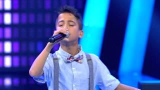 Yarı Final - Şahin Kendirci 'Hayatı Tesbih Yapmışım' (O Ses Çocuklar Türkiye) 1. Sezon 8.Böüm
