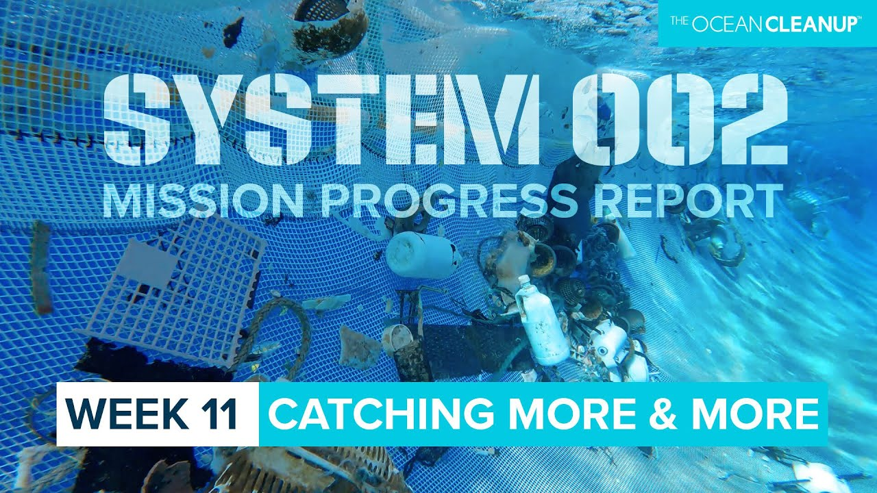 Baskets, Buckets & Bottles: Sorting Plastic on Deck | Cleaning Oceans | The Ocean Cleanup