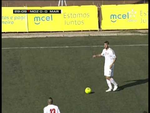Mozambique 0-0 Maroc (1ere Mi temps Arriyadia)