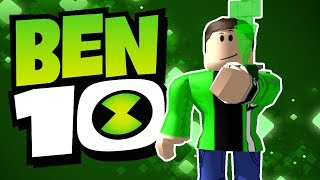 Becoming All Ben 10 Aliens in Roblox | Ben 10 Universal Showdown | iBeMaine
