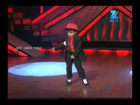 DID Little Masters June 16th 2012 Wild card Performances    Jeet Das !Michael Jackson Style   YouTube