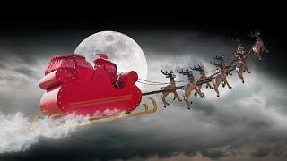 Tracking Santa | Where in the world is he right now?