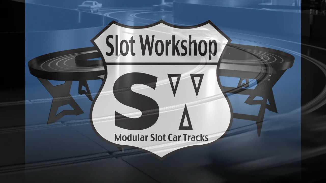 slot workshop lane modular slot car tracks slot workshop 4 lane modular slot car tracks